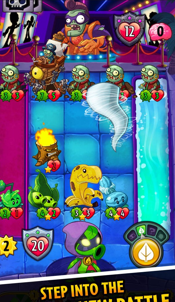 Plants vs. Zombies Heroes análisis