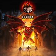 Carátula de Book of Demons - Xbox One