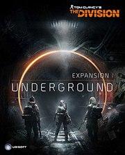 Carátula de The Division - Subsuelo - PS4
