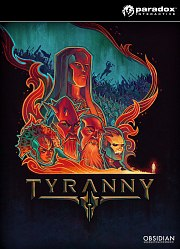 Carátula de Tyranny - Linux