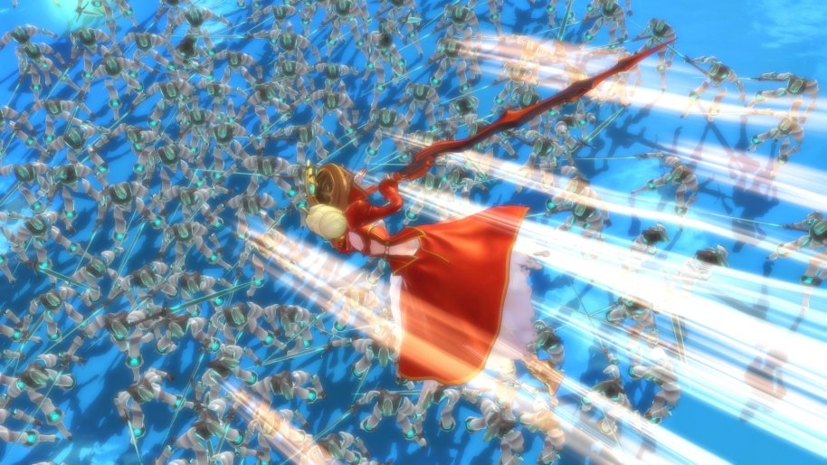 Fate/EXTELLA The Umbral Star PS4