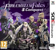 Fire Emblem Fates: Conquista 3DS