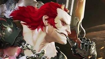 Video Raiders of the Broken Planet, Descripción de Personaje - Lycus