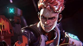 Schneider, nuevo personaje de Raiders of the Broken Planet