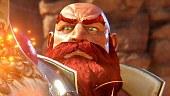 Rak, nuevo personaje de Raiders of the Broken Planet