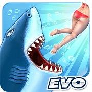 Carátula de Hungry Shark Evolution - Android