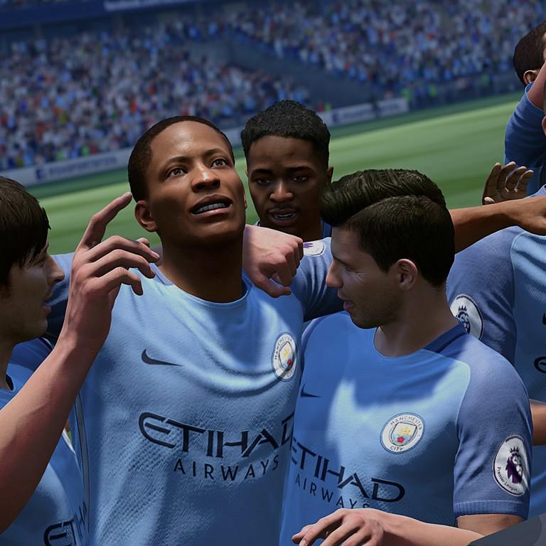 FIFA 17: Fútbol, físicas y juego en la demo
