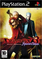 Carátula de Devil May Cry 3 Special Edition - PS2