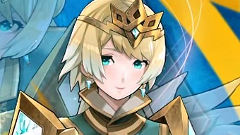 Video Fire Emblem Heroes, Legendary Hero (Fjorm: Princess of Ice)