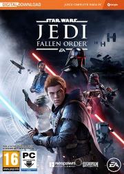 Carátula de Star Wars Jedi: Fallen Order - PC