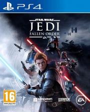 Carátula de Star Wars Jedi: Fallen Order - PS4