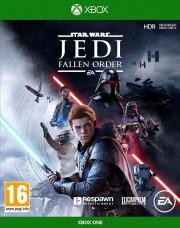 Carátula de Star Wars Jedi: Fallen Order - Xbox One
