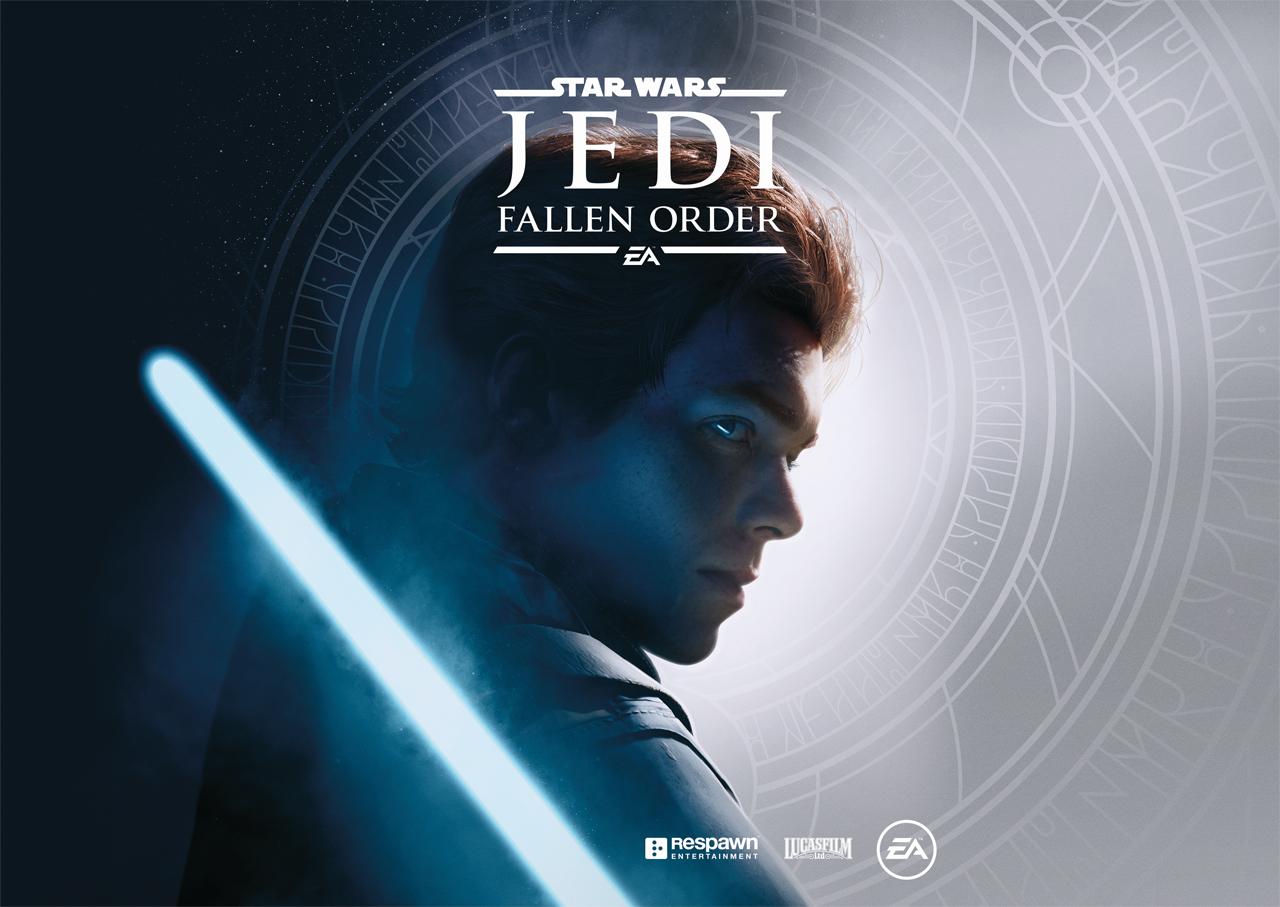Fallen Order adelanta su portada — Star Wars Jedi