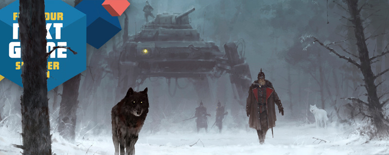 Volvemos a la guerra de Iron Harvest, con más tanques y robots gigantes