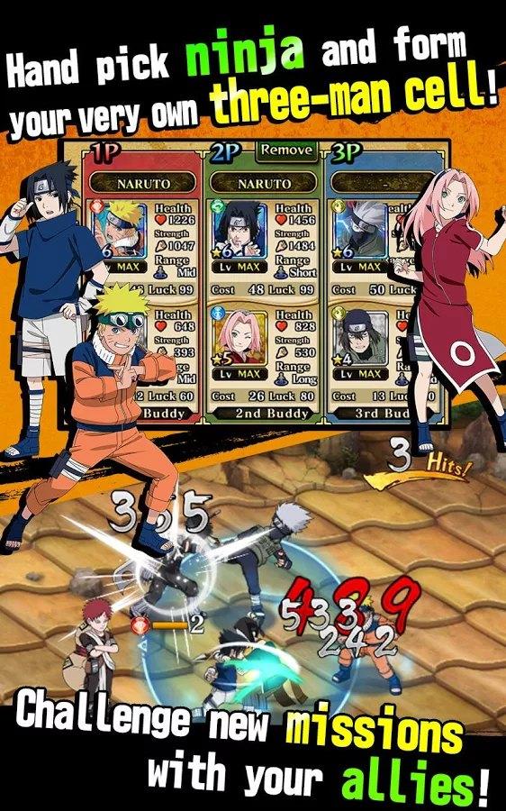 Naruto Ultimate Ninja Blazing análisis