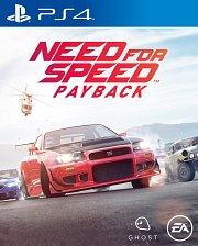 Carátula de Need for Speed: Payback - PS4