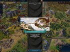 Pantalla Civilization VI