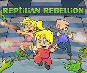 Carátula de Reptilian Rebellion - Wii U