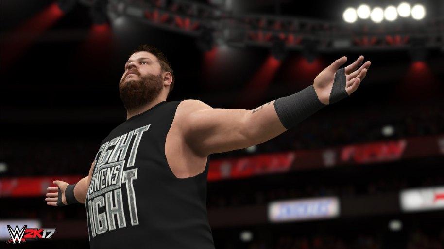 WWE 2K17 PS4