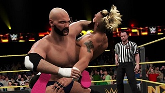 Video WWE 2K17, Pack de Nuevos Movimientos (DLC)