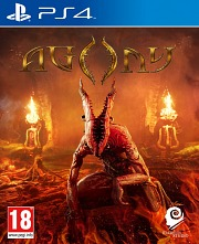 Carátula de Agony - PS4