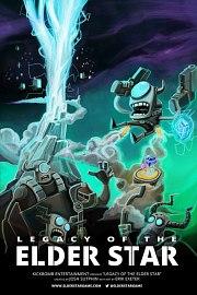 Carátula de Legacy of the Elder Star - PC