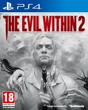 Carátula de The Evil Within 2 - PS4
