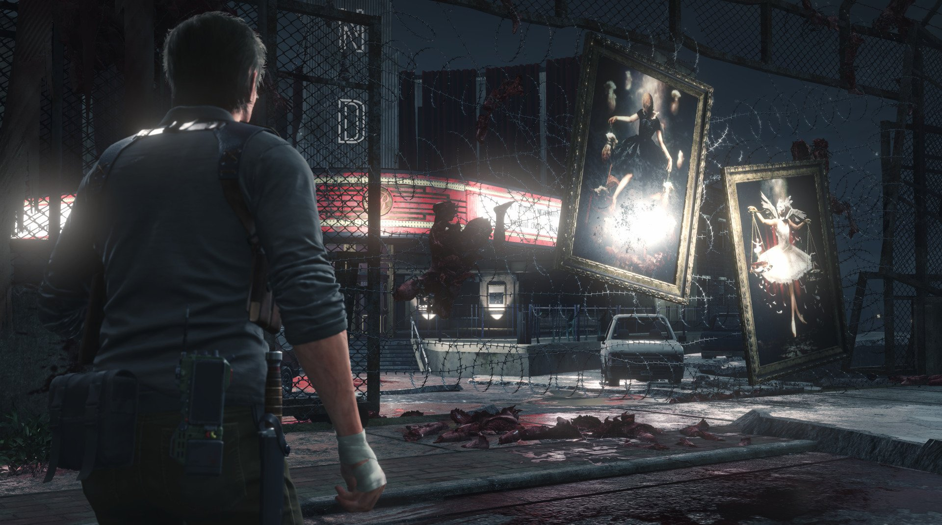 The Evil Within 2 se muestra en nuevas imágenes