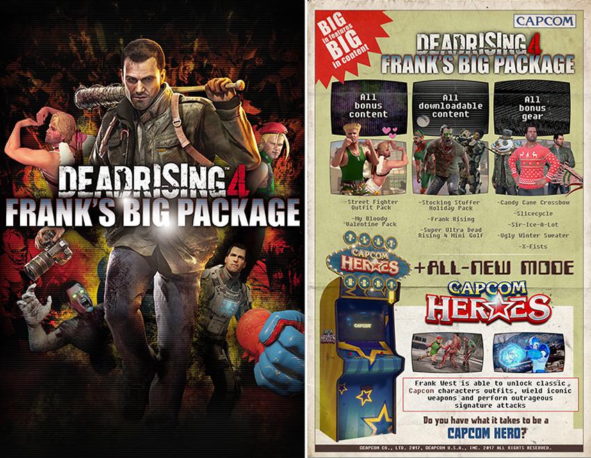 Dead Rising 4 confirma su lanzamiento en PS4 en diciembre