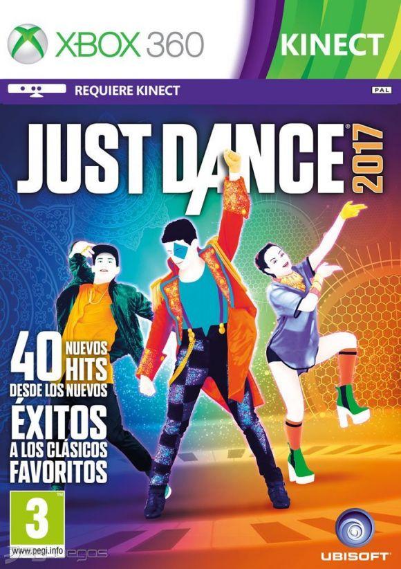 Just Dance 2017 Para Xbox 360 3djuegos