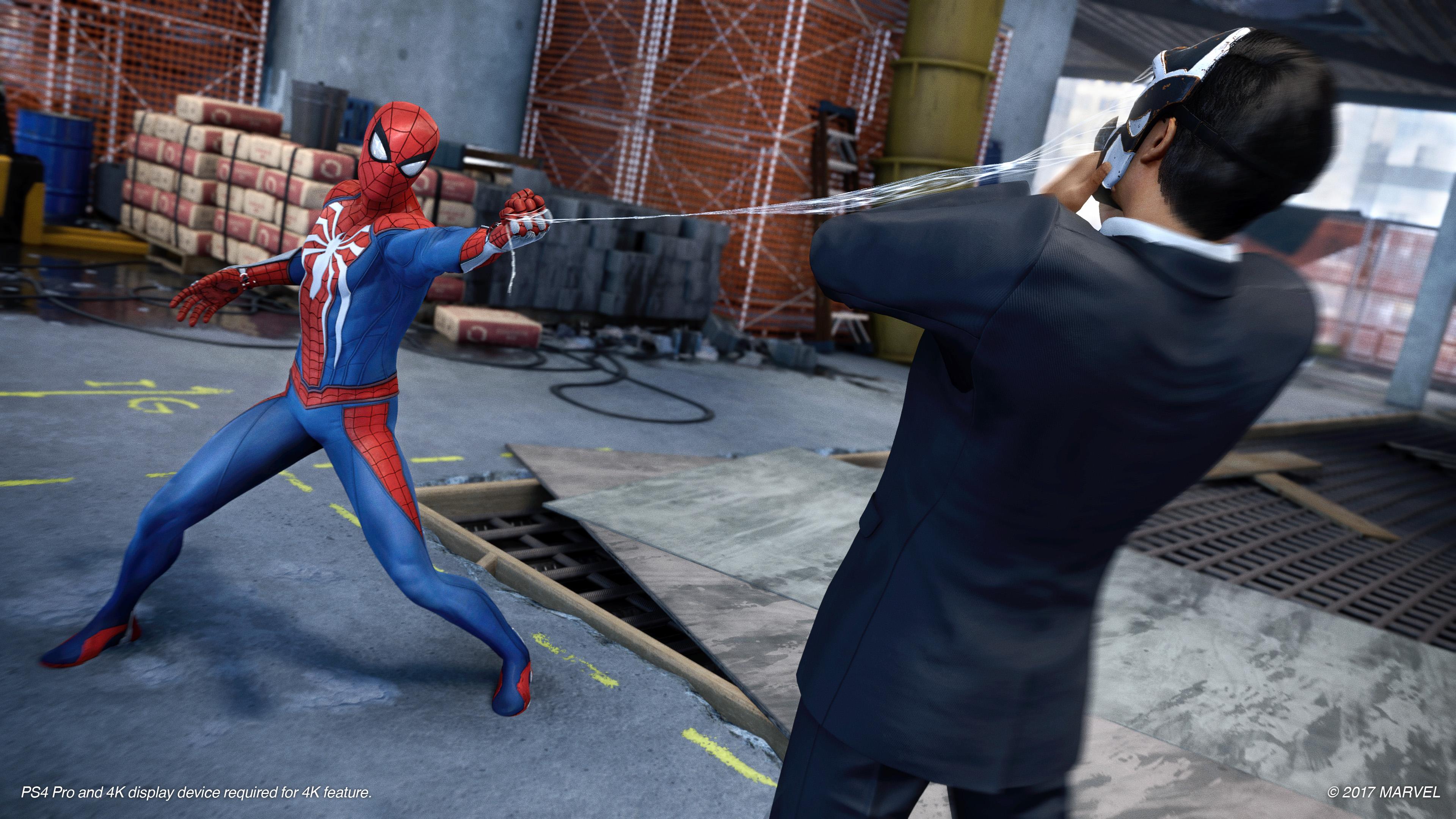 Insisten Spider Man De Ps4 Se Estrenara En 2018 3djuegos