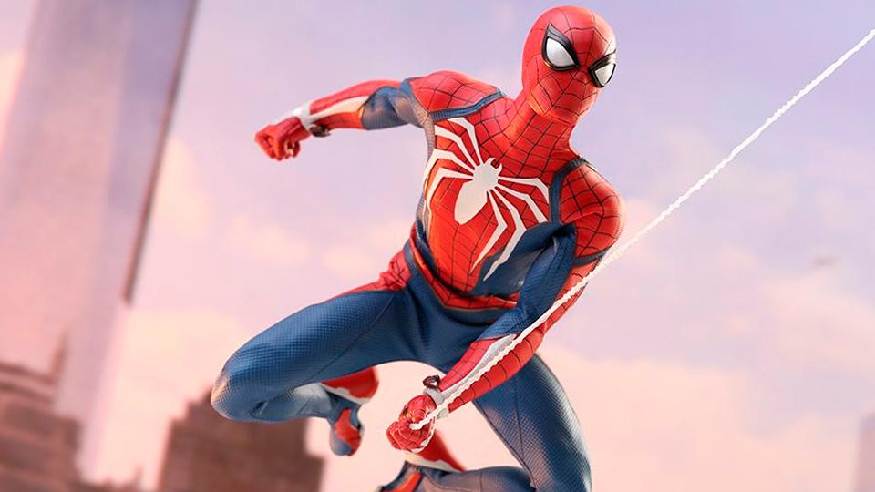 El Juego De Spider Man Tambien Tendra Figuras De Hot Toys 3djuegos