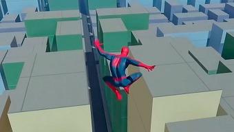 Así fue la captura de movimientos en Spider-Man