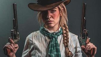El mejor cosplay de Red Dead Redemption 2 es de Sadie Adler