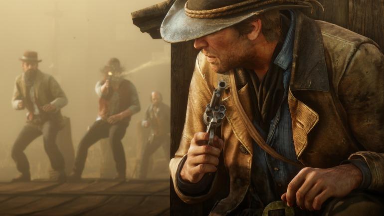 Imagen de Red Dead Redemption 2