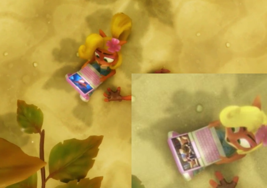 Crash Bandicoot: N. Sane Trilogy borra referencias de Naughty Dog
