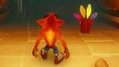 Crash Bandicoot N. Sane Trilogy: Demo Gameplay: Tomb Wader