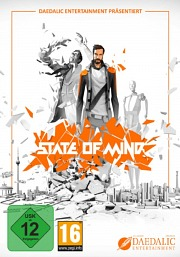 Carátula de State of Mind - PC