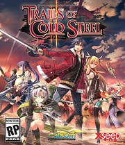 Carátula de Legend of Heroes: Trails of Cold Steel II - PS4