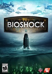 Carátula de Bioshock: The Collection - PC