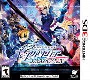 Carátula de Azure Striker: Striker Pack - 3DS