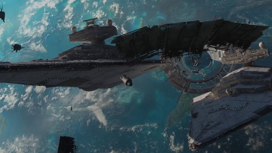 Star Wars Battlefront Rogue One: Star Wars Battlefront Rogue One: Rogue One, Scarif y VR