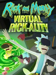 Carátula de Rick and Morty Simulator: Virtual Rick-ality - PC