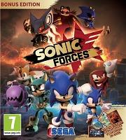 Carátula de Sonic Forces - Xbox One