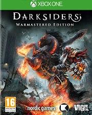 Carátula de Darksiders Remasterización - Xbox One