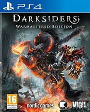 Carátula de Darksiders: Warmastered Edition - PS4