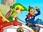 Zelda Phantom Hourglass, impresiones jugables