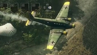 Video Sudden Strike 4, Tráiler Gameplay