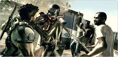 Resident Evil 5 continúa triunfando en el Top Ten del Reino Unido