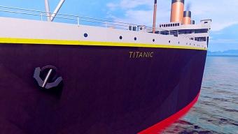 Han recreado el Titanic en Halo 5